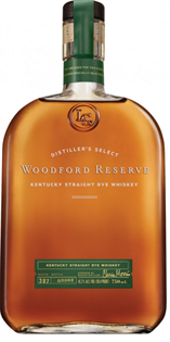 Woodford Reserve Rye Whiskey Distiller's Select 750ml